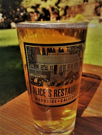 Alice's 16 oz Pint Glass