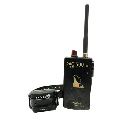 PAC 500 - One dog training system