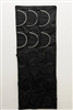 "6 Handguns Gun Safe Door Panel Full Length Organizer (16"" Wide x 45"" Long)"