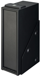 Stack-On Quick Access Single Pistol Safe (Biometric Lock)