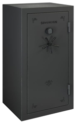 Sovereign 36 Guns Safe w/ Door Storage (Electronic Lock)