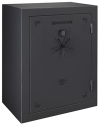 Sovereign 60 Guns Safe w/ Door Storage (Electronic Lock)