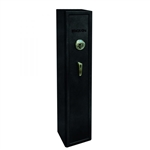 Stack-On Home Defense Stand Up Guns Safe (Biometric Lock)
