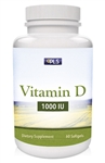 Vitamin D 1000 IU 60ct Tablet