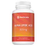 ALPHA LIPOIC ACID 300 MG - 60 COUNT-SOFTGEL