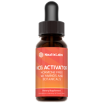 HCG ACTIVATOR HORMONE FREE W / AMINOS AND BOTANICALS - 2 oz Bottle