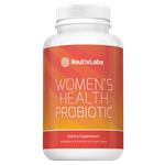 WOMEN'S HEALTH PROBIOTIC-60 COUNT
