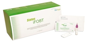 Status iFOBT Test Kits