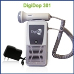 Newman Medical DigiDop 301 Non-Display Doppler with Recharger