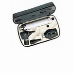 Welch Allyn Diagnostic Set | Coaxial Ophthalmoscope | Macroview Otoscope