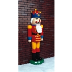 Giant Half Nutcracker