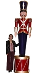 Giant Custom made in the USA Toy Soldier