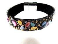 23002-1 Gem Stone Fashion Bracelet (S)