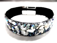 23002-2 Gem Stone Fashion Bracelet (S)