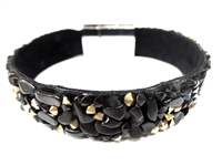 23002-4 Gem Stone Fashion Bracelet (S)