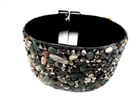 23004-12 Gem Stone Fashion Bracelet (L)