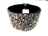 23004-15 Gem Stone Fashion Bracelet (L)
