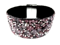 23004-28 Gem Stone Fashion Bracelet (L)