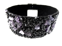 23004-05 Gem Stone Fashion Bracelet (L)