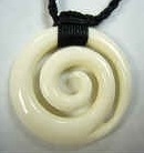 35176 Buffalo Bone Necklace