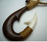 35325 Buffalo Bone Necklace