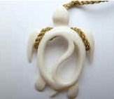 35354 Buffalo Bone Necklace