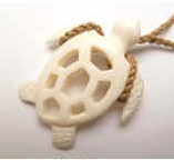 35358 Buffalo Bone Necklace