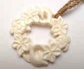 35385 Buffalo Bone Necklace