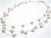 38004 Fresh water pearl necklace