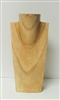 51016-1 (Medium) Natural Wood Necklace Display