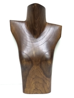 51027-3 (L) Walnut Wood Display