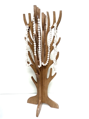51032-2 Candy Brown Wood Branch Display