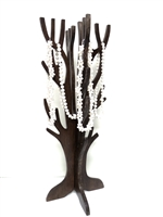 51032-3 Walnut Wood Branch Display