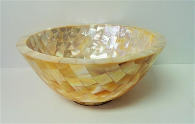 Small MOP Shell Bowl