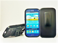 Samsung Galxy S4 Case with Stand