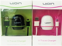 V Travel Charger