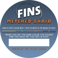 FINS Metered Colored Spool