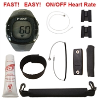 V-MAX Basic Equine Heart Rate Monitor System for Sale!