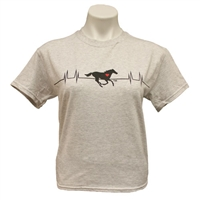 V-MAX Equine Heart Rate Monitor T-Shirt for Sale!