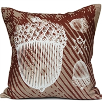 Acorn Pillow - Lodge