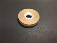 "ONE ROLL AT-7502-50  > 1/2"" LINER & ADHESIVE  X 108'  PERM.ACRYLIC 1 ROLL"