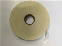 "ONE ROLL F8302-00.75B > 3/4"" LINER X 3/4"" ADHESIVE X 750' PERM D/C POLY TAPE 1 /RL"