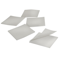 "PERMANENT FOAM TAPE 1/16"" THICK X 1"" X 1""  SQUARES"