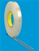 "ONE ROLL RF812-4  >  1"" WIDE X 5000' LONG   2.2 MIL. CLEAR REINFORCING ONE SIDED TAPE 1 ROLL"
