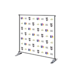 8FT x 8FT GIANT ADJUSTABLE BANNER STAND
