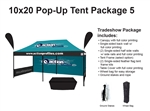 10 X 20 Pop Up Tent Package 5
