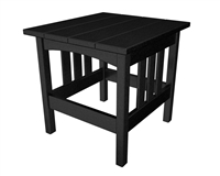 "Mission 22"" x 24"" Side Table"