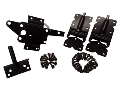 Standard Hinge and Latch Gate Set