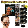 Halloween Reusable Face Masks (288pc)