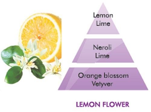lemon flower 1liter fragrance oil by lampe berger. Black Bedroom Furniture Sets. Home Design Ideas